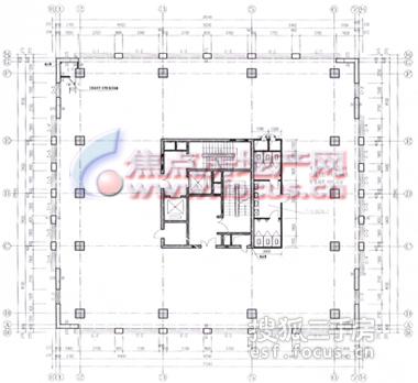 财富大厦-户型图2