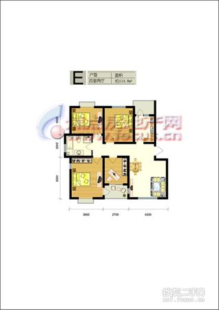 学府雅居-户型图6