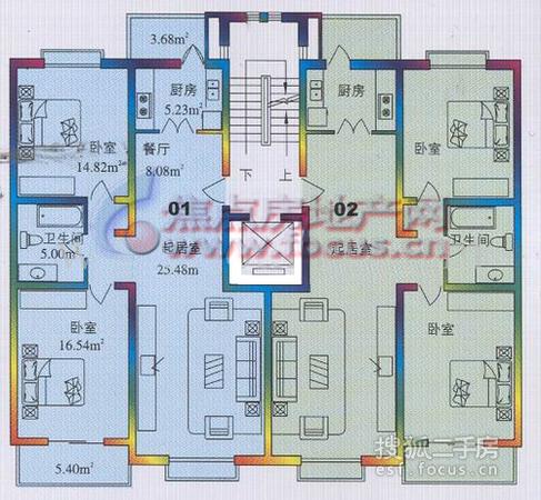 翠金园-户型图7