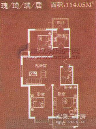 海韵家园-户型图6