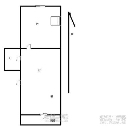 风荷新园-户型图6