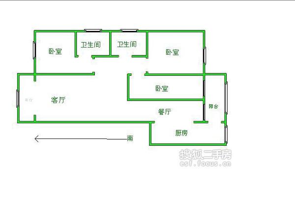 泰丰家园-户型图7
