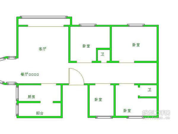 泰丰家园-户型图8