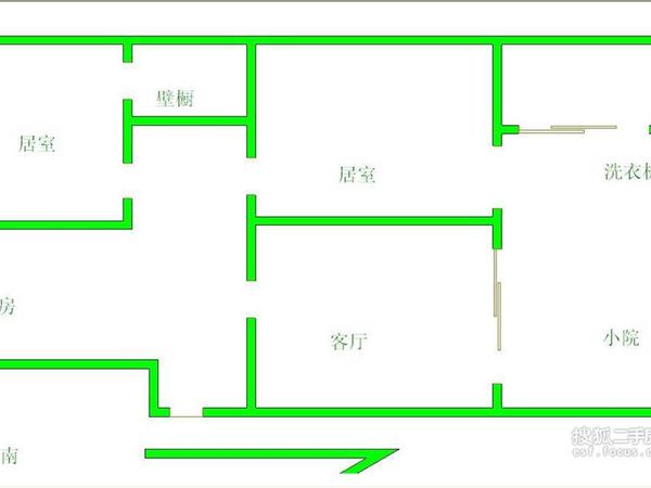 顺驰世纪城-户型图8