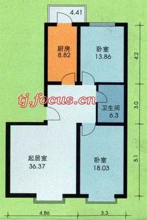 东盈园-户型图7