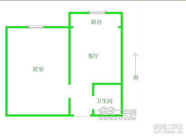 欣园小区-户型图8
