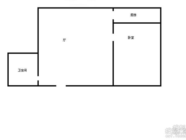 中嘉花园-户型图5