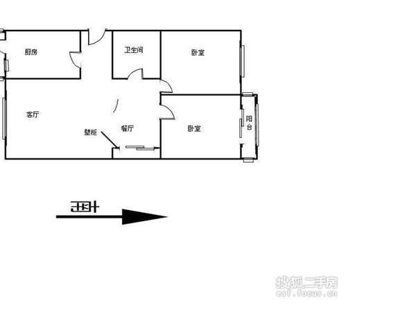 澳光大厦-户型图2