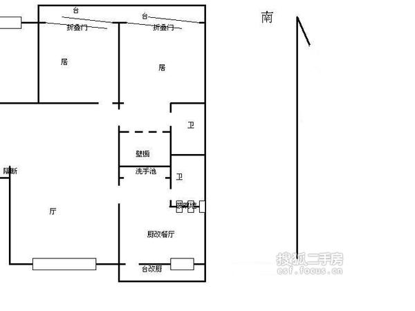 江湾广场-户型图6