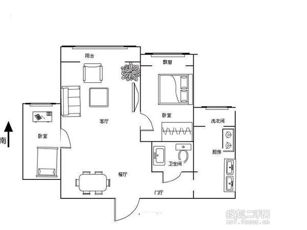 华光里-户型图5