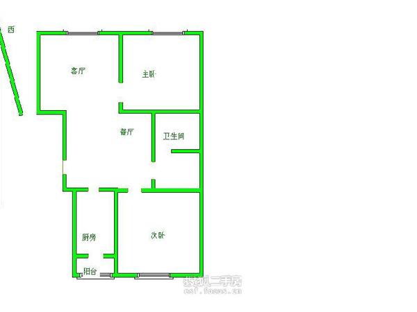 集平里-户型图5