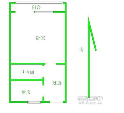 中山东里-户型图5
