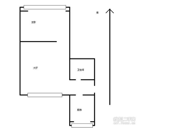 金华里-户型图5