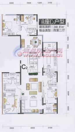 赛顿中心-户型图6