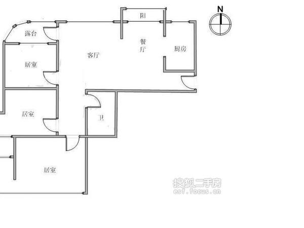 润泽园别墅区-户型图5