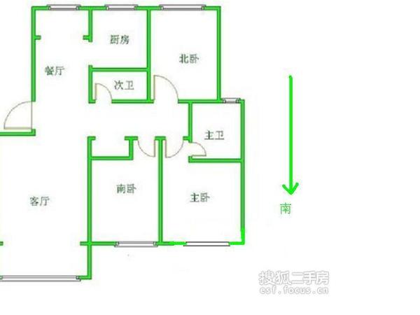 润泽园别墅区-户型图6