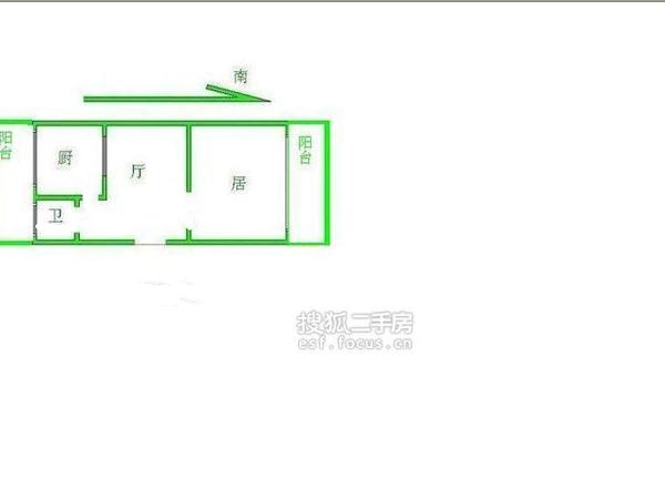 金华里-户型图6