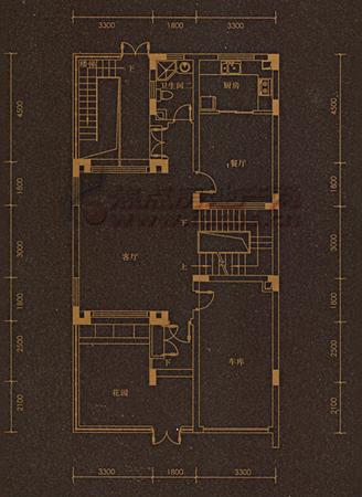 檀府-户型图4