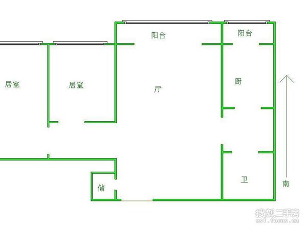 金华里-户型图7