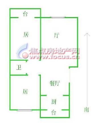福苑里-户型图5