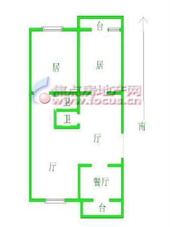 福苑里-户型图6
