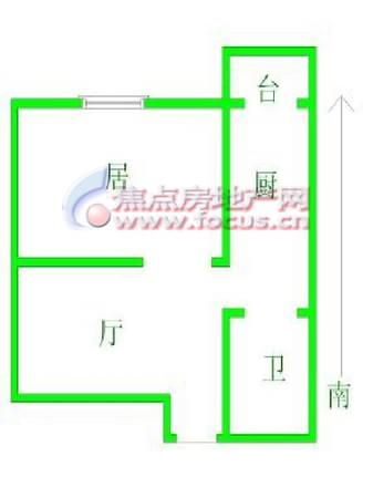 普康里-户型图5