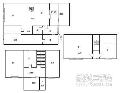 聚福园-户型图7