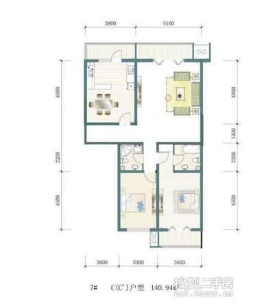 6万抵15万积分落户现房在售总价低月供少落户首选数量有限-室内图-6