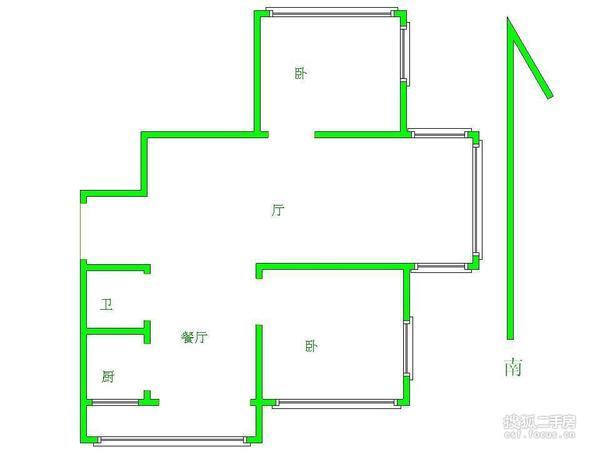永安大厦-户型图8