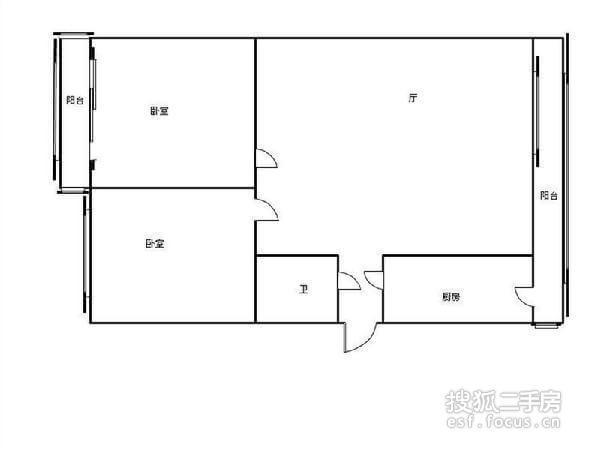 詹滨西里-户型图6