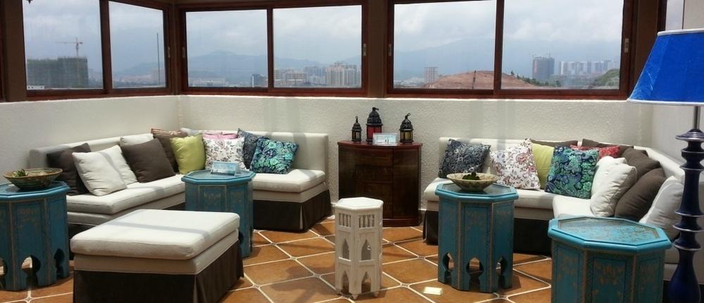 170平 3室5厅  155万 莞惠 皇庭波西塔诺 酒店式管理 西班牙风格cbd