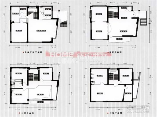 [链家100%真房源] 独栋别墅 花园150平米,带车库 自建电梯 急售