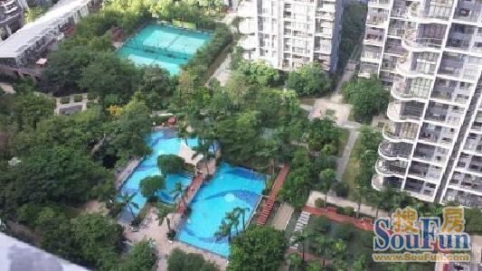 中信红树湾联排别墅5000万a红树装饰8室4厅别墅装修市场分析重庆图片