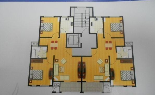 70平方米房子设计图纸展示