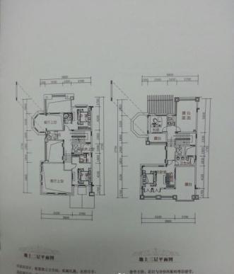 宝安区 福永 御景水岸花园小区 简装修 250平米5室2厅厅2卫卫