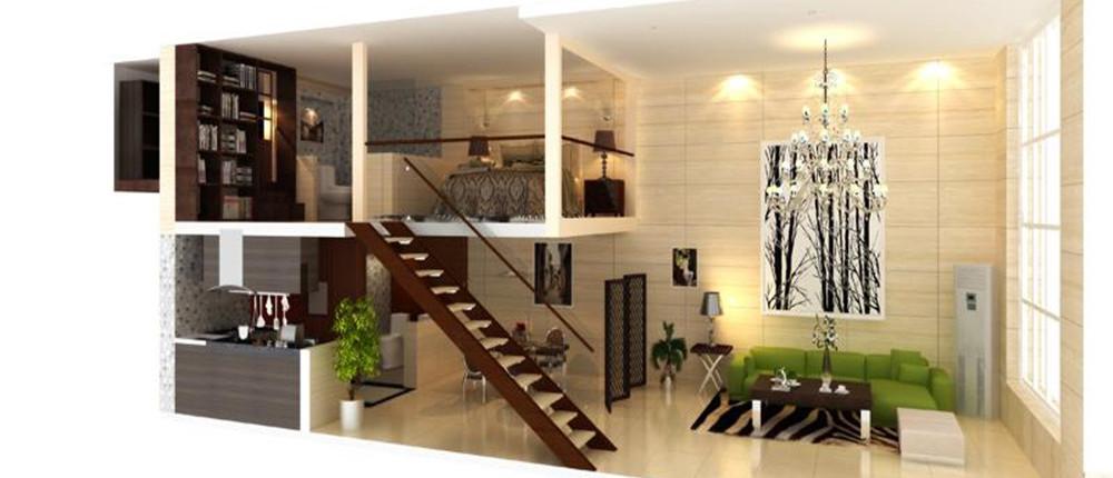 水晶欧式吊灯;卧室地面:圣象8000转木地板. 4.