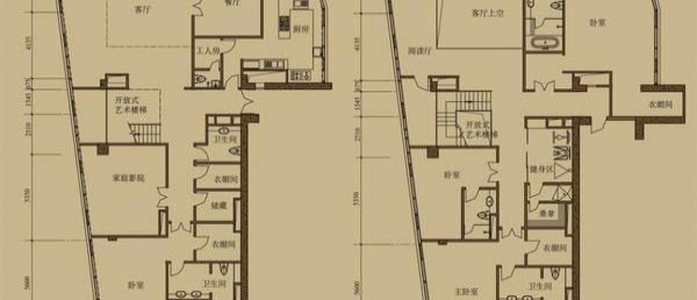 北京望京西园四区楼房电路图