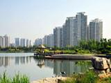梅江版块:滨水的高品质生态居住区