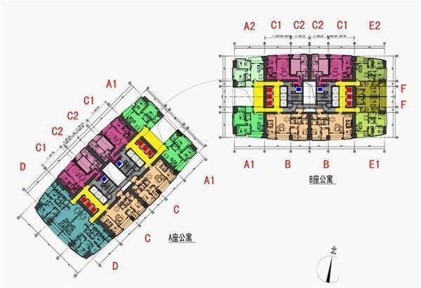 福田区 农科中心 东海国际公寓小区 豪华装修 210平米3室2厅厅3卫卫