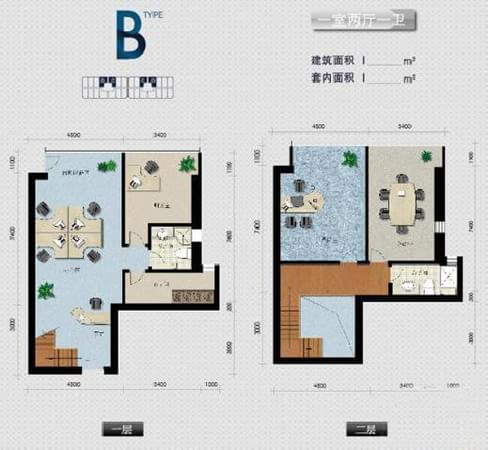 兩百個左右平方的房子設計圖