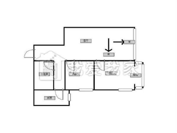 [我爱我家 相约米兰] 退台式建筑设计,独立入户电梯,超大室内面积私家图片