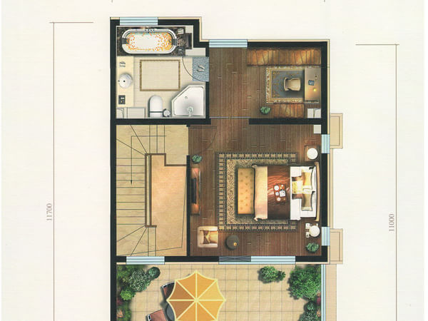 [我爱我家 相约米兰] 龙湖地产 至臻巨作 西北五环低密度联排别墅一期