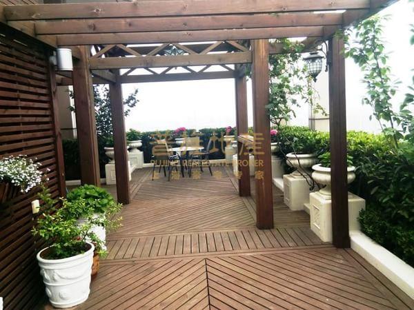 世茂濱江頂樓復式帶200平空中花園,業主急降價壹仟萬