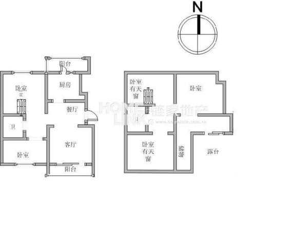 凌奥花园-户型图8