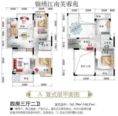 江南小镇 满五年三层复式 精装诚售 - 锦绣江南二期房