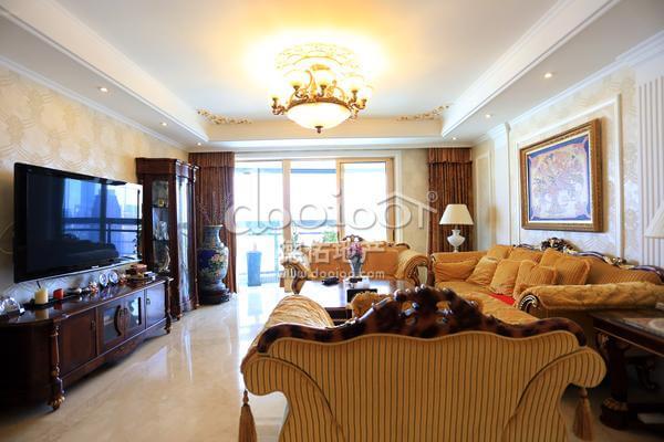超大平层 豪华装修 性价比非常高 - 静鼎安邦府邸二手
