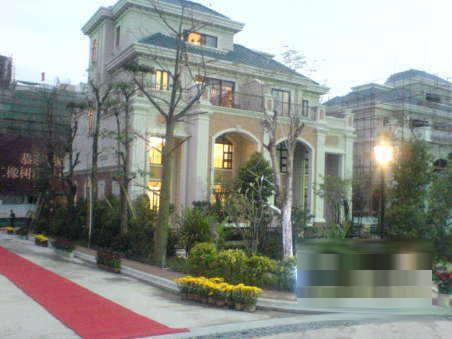 十二橡树庄园独栋豪宅别墅 送豪华装修 本人亲自拍照片