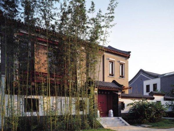 观唐中式别墅 苏州园林设计 满五唯一 决胜北京院子 急售