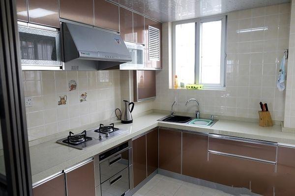 橱柜 厨房 家居 设计 装修 600_399