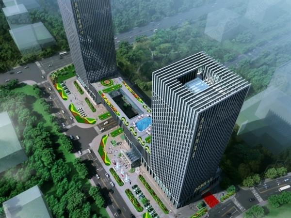 西咸6E国际-外观图1